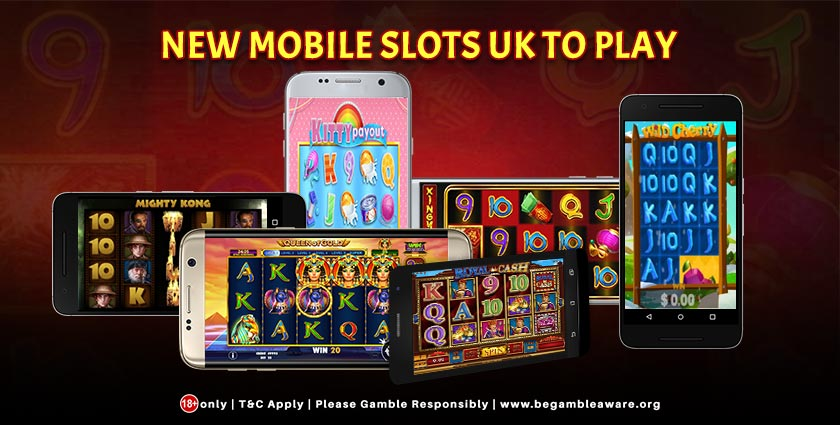 New Slots for Mobile Phone